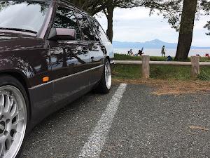 Eクラス ステーションワゴン W124 320のカスタム事例画像 ようさんの2018年09月25日20:23の投稿