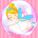 Love clairvoyance fairy icon