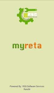 MyReta - náhled