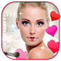 Make Up Foto Con Trucco icon