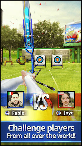 Archery King Android App Screenshot