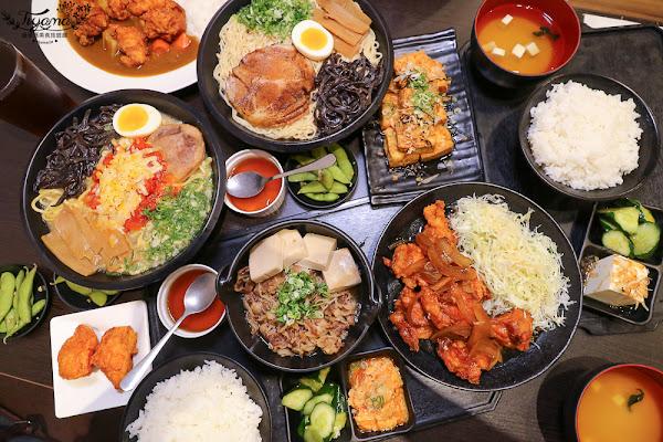 嘉義拉麵就愛這一味!!Mr.RAMEN 豚骨拉麵 嘉義店,日式定食9折,滿10點送拉麵集點活動