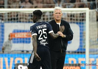 Ligue 1 : un Bordeaux efficace assure sa première victoire de la saison à Saint-Etienne