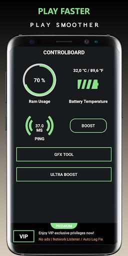Game Booster Kostenlos Ultra GFX-Lag Fix Screenshots 1