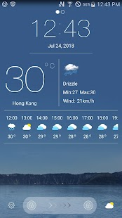 Live Weather Forecast - Weather Pro For Life Free Screenshot