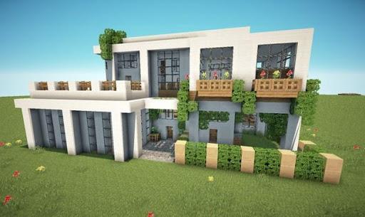 Amazing Minecraft Houses Apk Download Apkpure Co