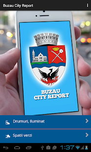 Buzau City Report- screenshot thumbnail