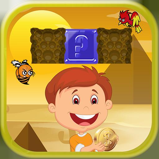 冒险のトムの世界 LOGO-記事Game