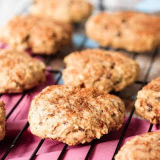 Apple Oatmeal Breakfast Cookies.