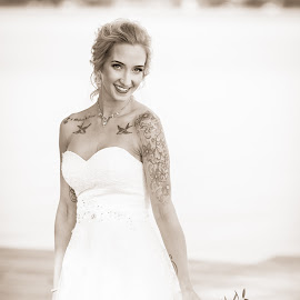 Bridal Beauty by Robert Blair - Wedding Bride ( bride, groom, belleville, weddings, photographer )