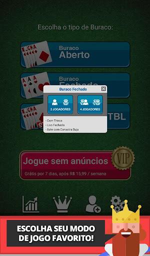 Buraco Jogatina: Jogo de Cartas Gru00e1tis 1.7.2 screenshots 23