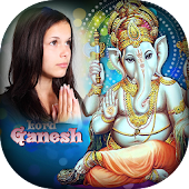 Ganesh Chaturthi Photo Frame - Ganesh Photo Editor