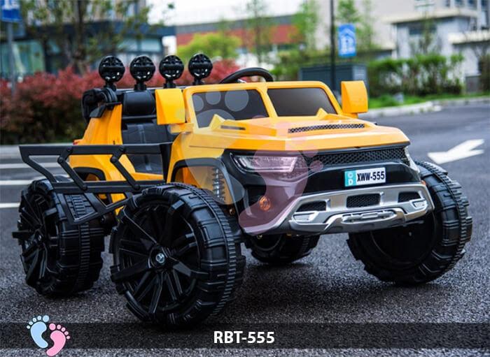 Xe ô tô điện địa hình cỡ lớn RBT-555 5
