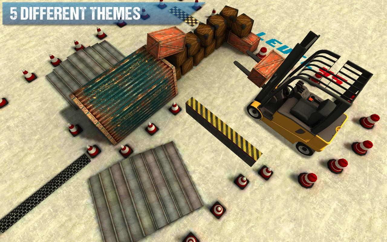 Car Driver 3 (Hard Parking)- screenshot