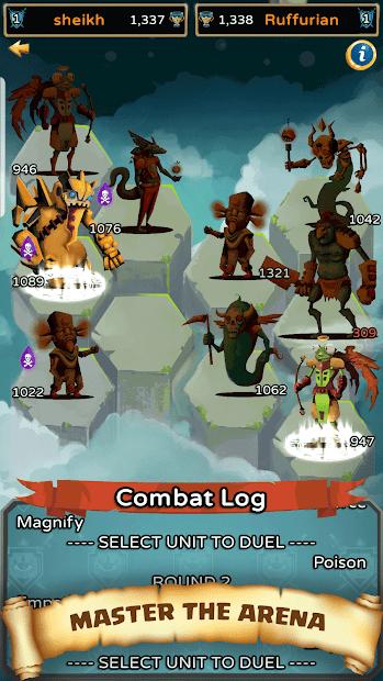 Duel Arena – Hero Battle Game