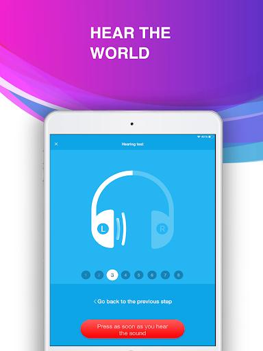Petralex Hearing Aid App 3.5.5 screenshots 13