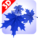 3D Maple Leaves icon