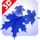 3D Maple Leaves
