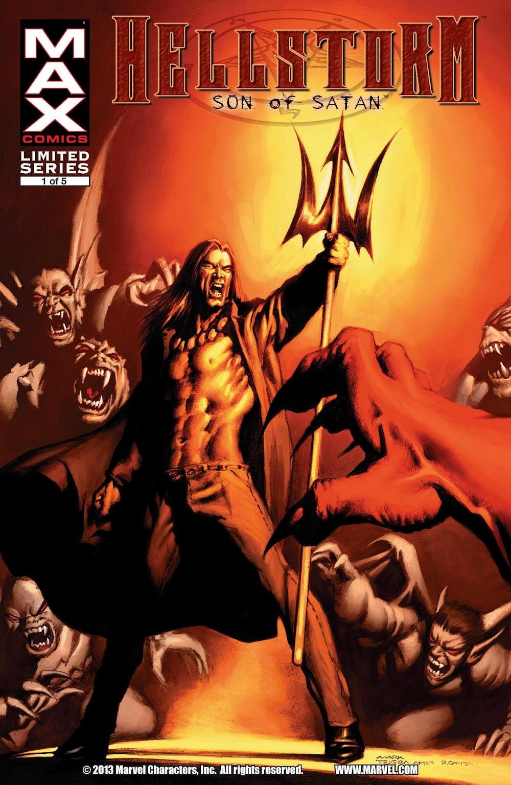 Hellstorm - Son of Satan (2006) - complete