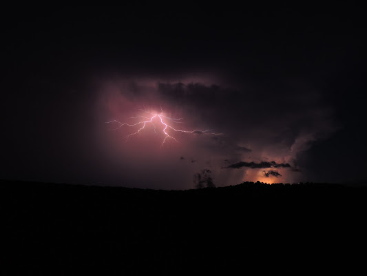 Dark sky di Michi