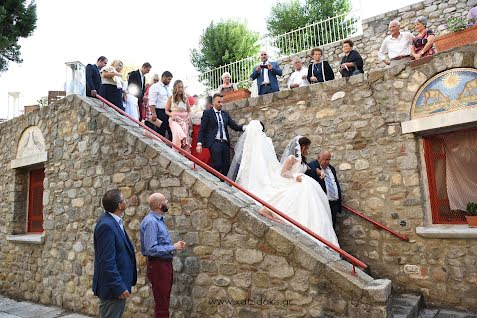 Wedding photographer Georgios Chatzidakis (chatzidakis). Photo of 12.10.2020