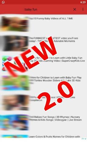 Full Movie Video Player 2.0 2.0 screenshots 1