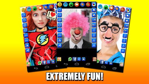 玩免費休閒APP|下載楽しみに直面 - 写真のコラージュメーカーに app不用錢|硬是要APP