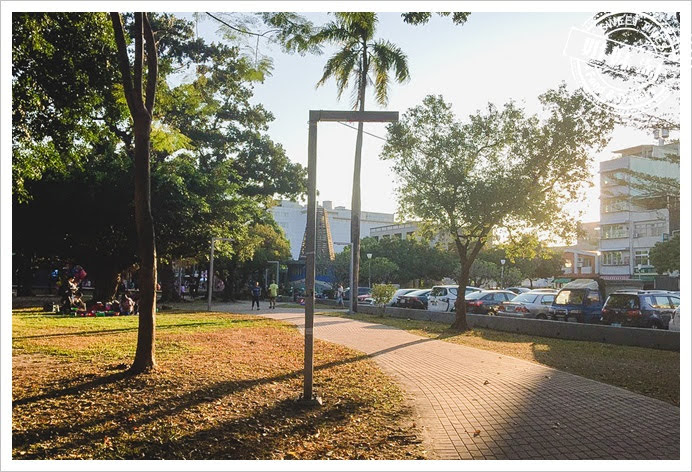 屏東公園.