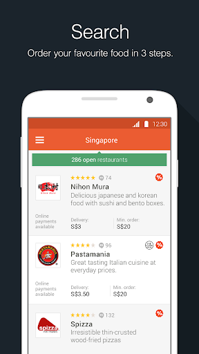 hellofood Order Food Delivery