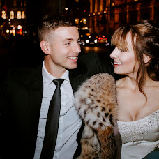 Wedding photographer Viktoriya Dolguleva (victoria4to). Photo of 23.11.2018