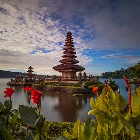 Ulun Danu by Agung Hendramawan - Uncategorized All Uncategorized ( #sharetravelpics, #travelworld )