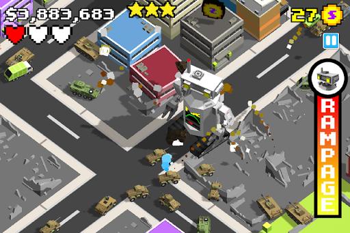 Smashy City - Monster Game apkpoly screenshots 7