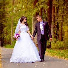 Wedding photographer Nadezhda Shanchuk (zolotons). Photo of 24.09.2015