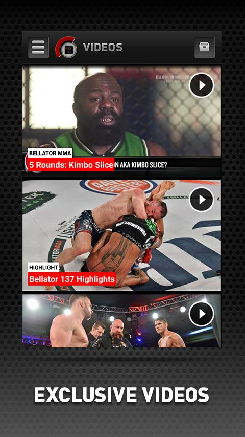 Bellator MMA- screenshot