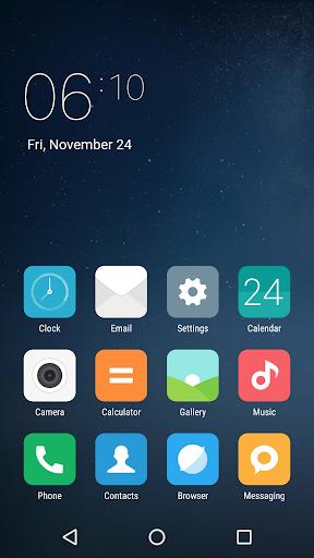 MiUX - Icon Pack  screenshots 1