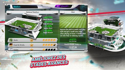Télécharger Gratuit Futuball - Jeu de manager de foot du futur mod apk screenshots 3