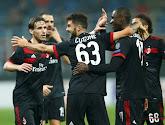 Callejon visé par l'AC Milan