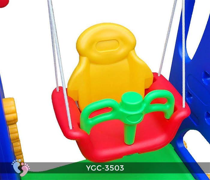 Cầu trượt trẻ em đa năng YGC-3503 15
