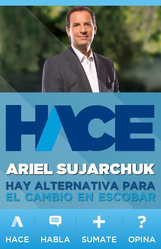 ARIEL HACE 2015