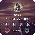 Full Screen Caller ID icon