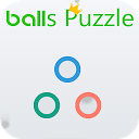 Color Rings Puzzle - Ball Match Game