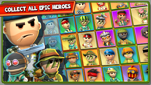 The Troopers: minions in arms screenshot 4