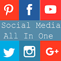 All In One Social Media Apps icon