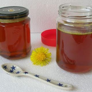 Dandelion Honey.