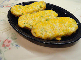 Cheesy Crack Bread Recipe
