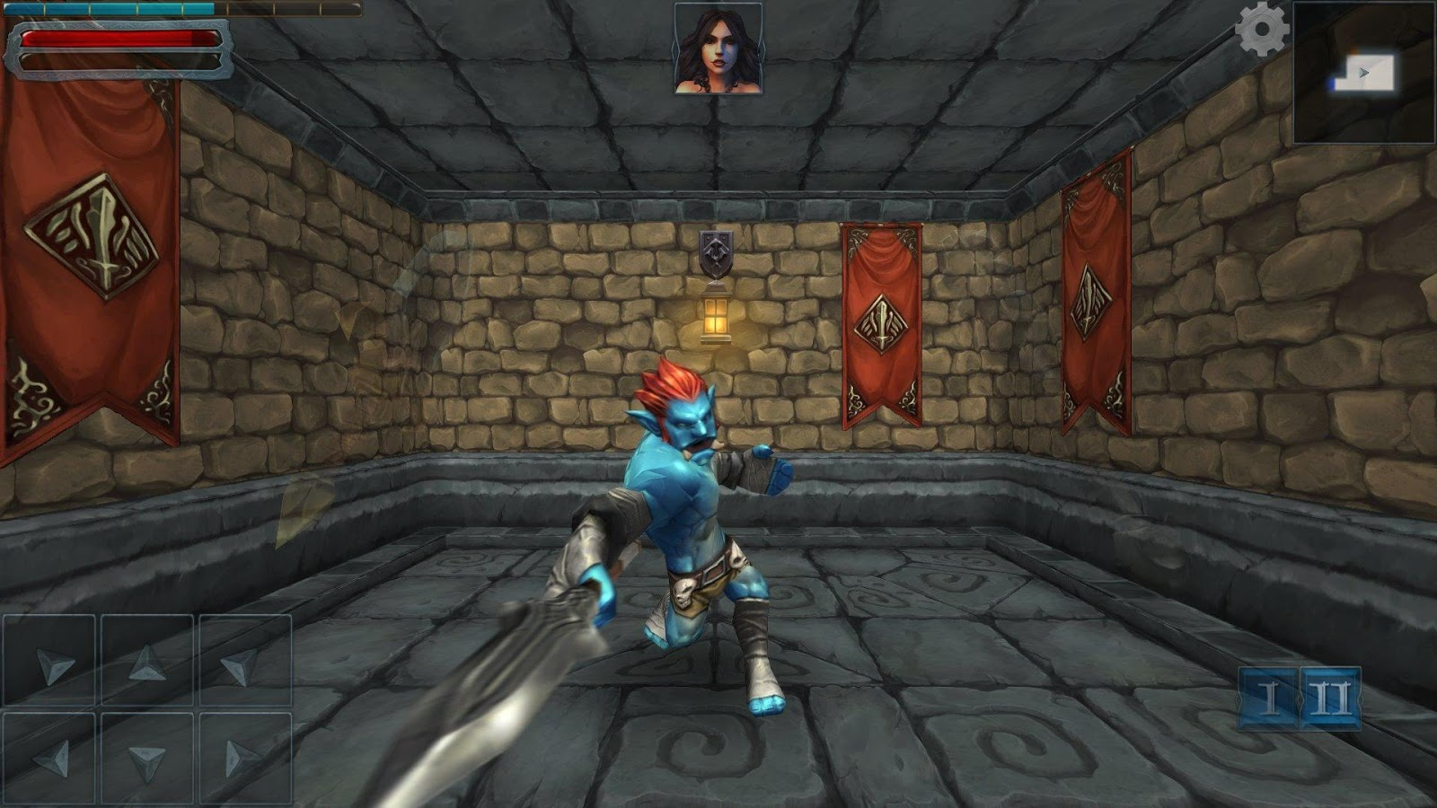 Dungeon Hero RPG- screenshot
