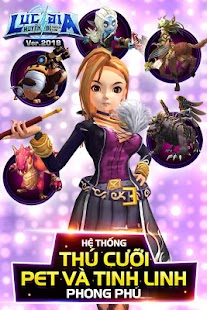 Fantasy Land -Luc Dia Huyen Bi - náhled