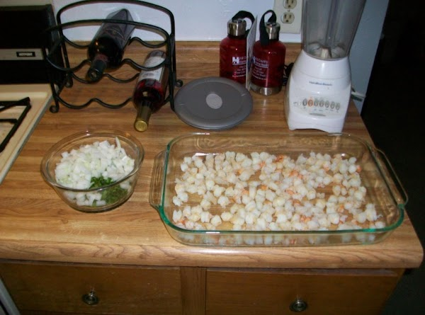 Cooking and marinating the shrimp: Bring 1 quart salted water to a boil and add...
