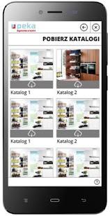 Peka apps - náhled