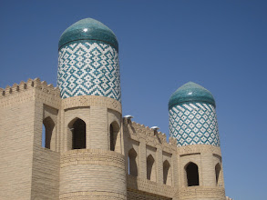 Photo: Khiva - Gate to Ark